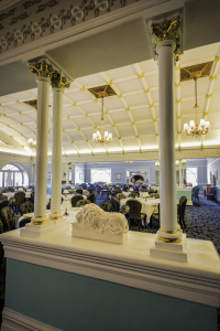 The Majestic Long Lunch will be held in the Grand Ballroom at the Hydro Majestic Hotel. Photo: Blue Mountains Lithgow & Oberon Tourism
