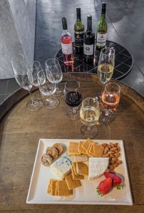 Taste outstanding regional produce at cheese and wine tasting sessions. Photo: David Hill, Deep Hill Media