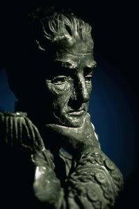 Governor Lachlan Macquarie. Photo: David Hill, Deep Hill Media