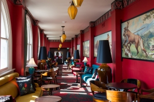 Shanghai chic has returned to the Hydro Majestic Hotel, Blue Mountains.