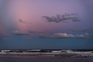 Nothing beats the romance of a sunset beach walk. Photo: David Hill, Deep Hill Media