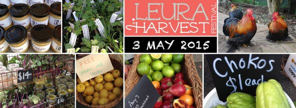 Leura Harvest Festival will be held in the famous Leura Mall on May 3, 2015.